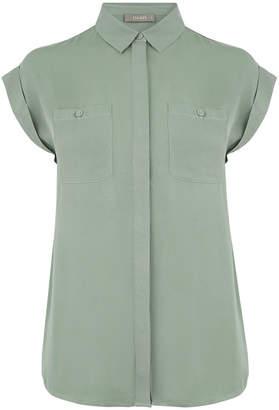 Oasis Short Sleeve Roll Shirt