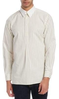 Kent & Curwen Charlwood Grandad Collar Shirt