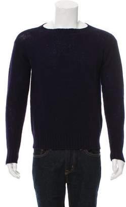 Prada Wool Crew Neck Sweater
