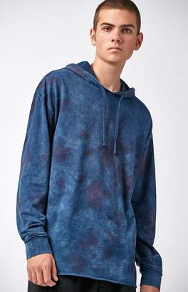 PacSun Jenkins Washed Hooded Long Sleeve Oversized T-Shirt