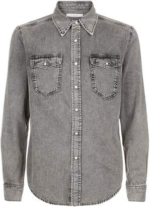 Givenchy Faded Denim Shirt