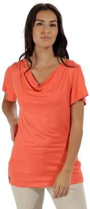 Regatta Orange 'Francheska' Jersey Top