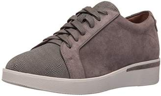 Gentle Souls by Kenneth Cole Women's Haddie Low Wedge Lace Up Sneaker Shoe