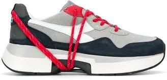 Diadora overlaced sneakers
