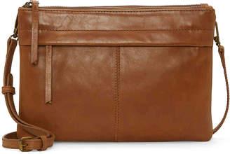 Lucky Brand Dori Leather Crossbody Bag - Women's