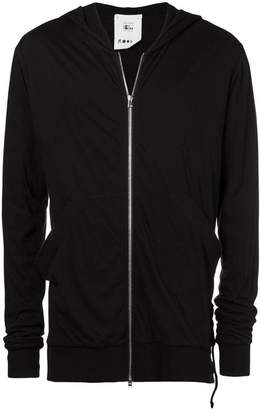 Lost & Found Rooms zipped hoodie
