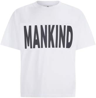 7 For All Mankind Logo Printed T-Shirt
