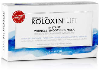 Dermarche Labs Roloxin Lift Instant Wrinkle Smoothing Mask (10 Count)