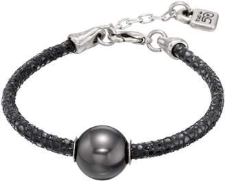 Uno de 50 Moons of Jupiter Simulated Pearl Bracelet