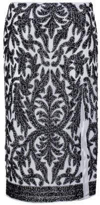 7a354988 Blue Sequin Skirt - ShopStyle UK