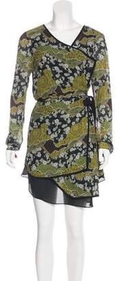 Proenza Schouler Silk Mini Dress w/ Tags