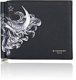 Givenchy Men's Money Clip Billfold - Black