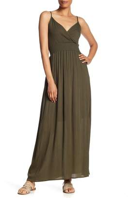 WEST KEI Gauze Maxi Dress