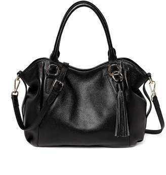 Vicenzo Leather Adona Leather Shoulder Bag