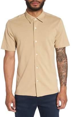 Theory Slim Fit Air Pique Sport Shirt