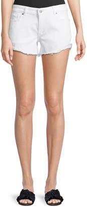 DL1961 Premium Denim Karlie Low-Rise Boyfriend Shorts