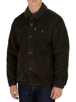 Levi's Men's Coach Sherpa Trucker