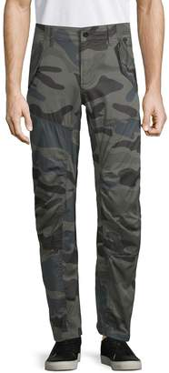 G Star Raw Rovic Cotton Tapered Pants