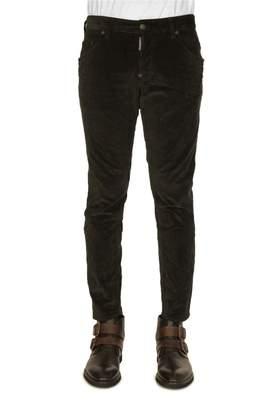 DSQUARED2 Dsquared Cord Skater Jeans Black