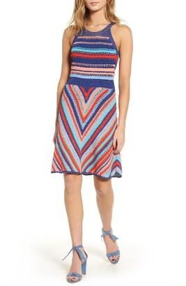 Women's Parker Viola Knit A-Line Dress $458 thestylecure.com