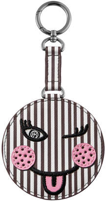 Henri Bendel Wink Smiley Bag Charm