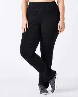 Penningtons Essentials - Plus-Size Basic Yoga Pant