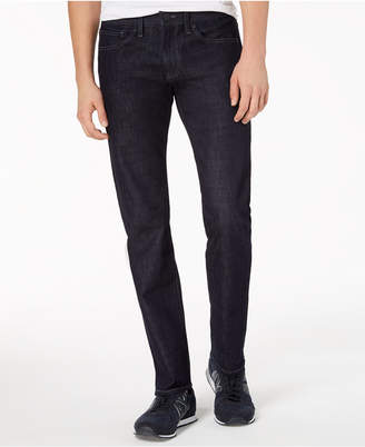 Armani Exchange Men's Straight-Fit Stretch Jeans
