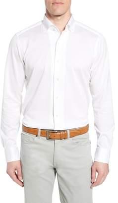 Peter Millar COLLECTION Summer Mesh Jersey Sport Shirt