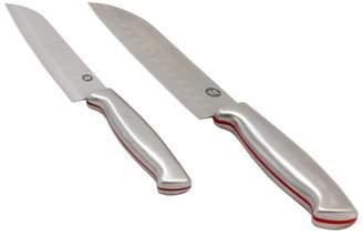 Weight Watchers WeightWatchers Tanaro Santoku 2 Piece Knife Set