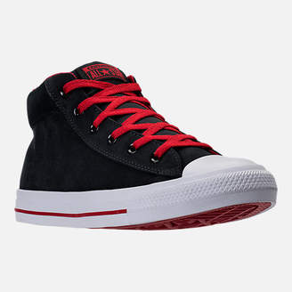 Converse Men's Chuck Taylor All-Star Street Mid Casual Shoes