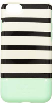 Kate Spade Stripe Credit Card Phone Case for iPhone Cell Phone Case