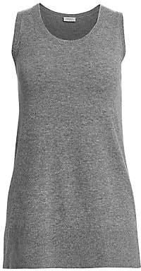 Akris Punto Women's Wool & Cashmere Knit Tank Top
