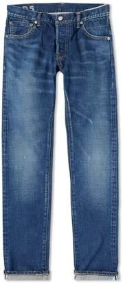 Visvim Social Sculpture 10 Washed Jean