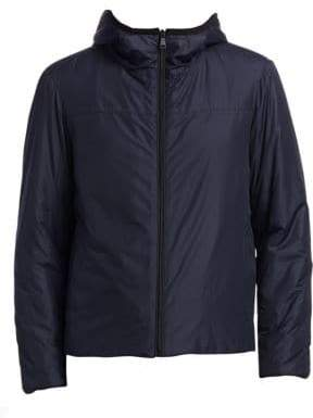 Saks Fifth Avenue COLLECTION BY ESEMPLARE Warmer Eco Fur Jacket