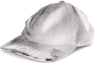 A-Cold-Wall* painted effect cap