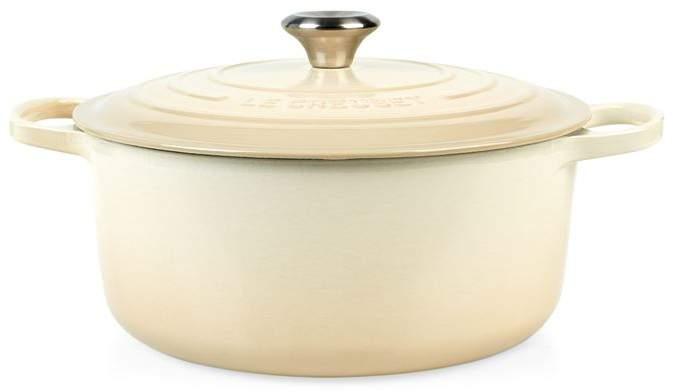 Almond Round Casserole Dish (28cm)