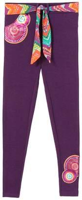 Desigual Girls' Pants Honey, Sizes 5-14 (XL)