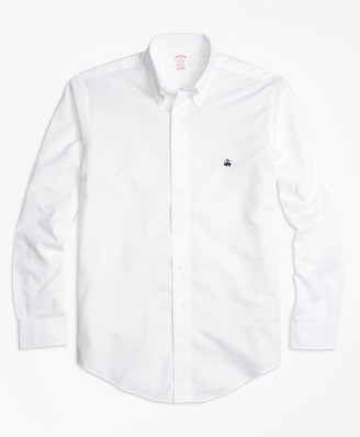 Brooks Brothers Non-Iron Madison Fit Oxford Sport Shirt