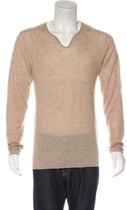 Zadig & Voltaire Cashmere Scoop Neck Sweater