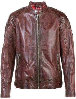 Belstaff short zipped jacket