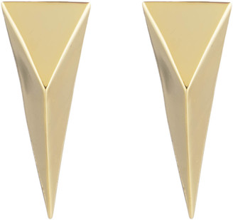 Alexis Bittar Extra Large Pyramid Clip Earring