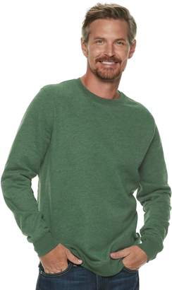Croft & Barrow Men's Classic-Fit Easy-Care Fleece Pullover
