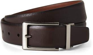Boconi Brown & Tan Harrison II Leather Reversible Belt