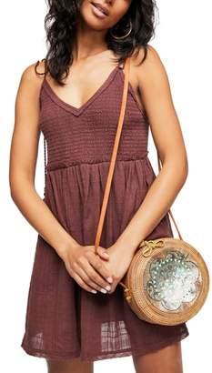Free People Sun Drenched Minidress