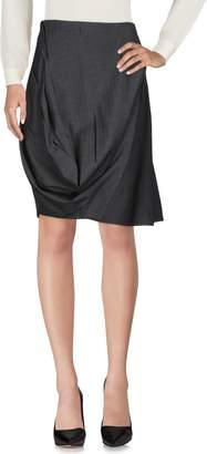 Malloni Knee length skirts
