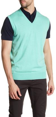 Peter Millar V-Neck Vest $125 thestylecure.com