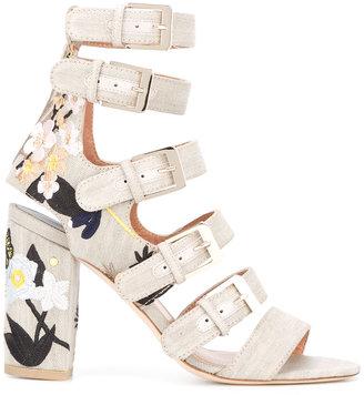 Laurence Dacade Dana sandals $980 thestylecure.com