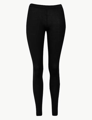 """Marks and Spencer Heatgenâ""""¢ Thermal Leggings with Cashmere"""