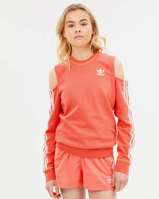 adidas Cut-Out Sweater