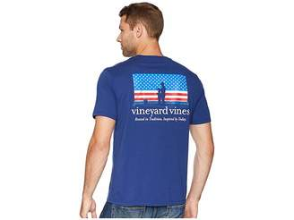 Vineyard Vines US Tradition Pocket T-Shirt